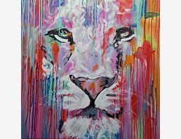 Löwenmädchen