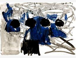 Hornissenblau