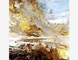 Goldwärme 3.0-150 x 150 cm