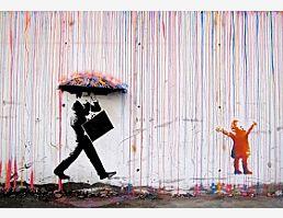 Regenfarbe