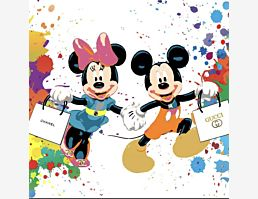 Minnie & MiZZy Shopping