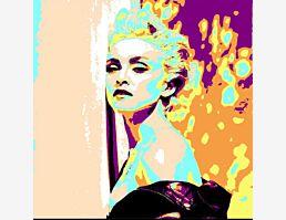 Andys Madonna