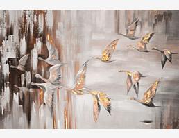 Goldvögelflug