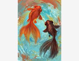 Paar-Fische