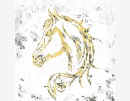 GoldstrichPferd